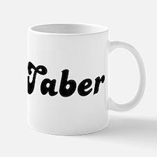 Mrs. Taber Mug