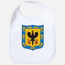 Bogota Coat of Arms Bib