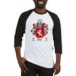 Rossi Family Crest Baseball Jersey