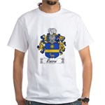 Rossini Family Crest White T-Shirt