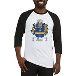 Rossini Family Crest Baseball Jersey