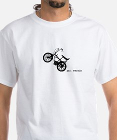 Bicycle Wheelie Shirt