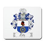 Rota Family Crest Mousepad