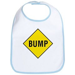 Yellow Bump Sign - Bib