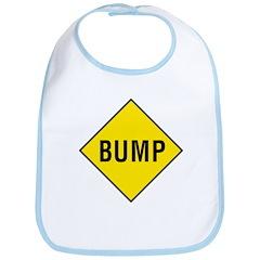 Yellow Bump Sign - Bib