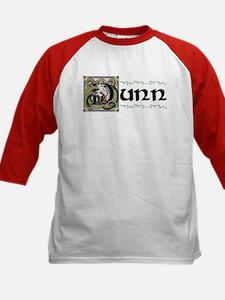 Dunn Celtic Dragon Art Kids Baseball Jersey