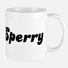 Mrs. Sperry Mug