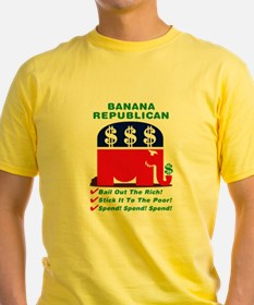 """Banana"" Republican Decoy T"