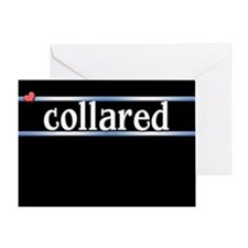 Collared Greeting Card