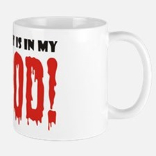 In My Blood Mug