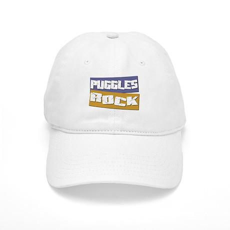 Puggles ROCK Cap