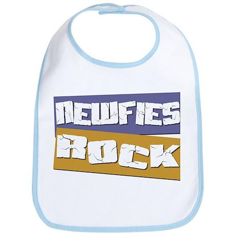 Newfies ROCK Bib