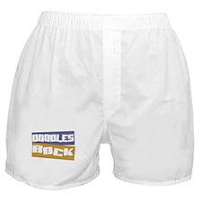 Doodles ROCK Boxer Shorts