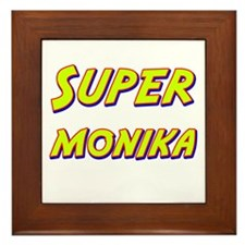 Super monika Framed Tile