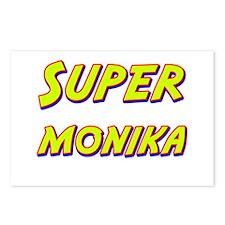Super monika Postcards (Package of 8)