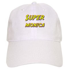 Super monica Baseball Cap