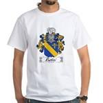 Rustici Family Crest White T-Shirt