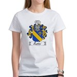 Rustici Family Crest Women's T-Shirt