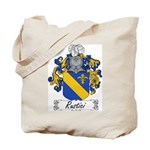 Rustici Family Crest Tote Bag