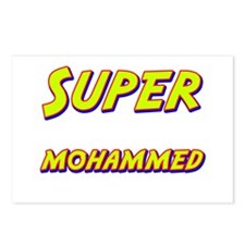 Super mohammed Postcards (Package of 8)