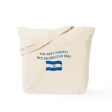 Perfect Nicaraguan 2 Tote Bag