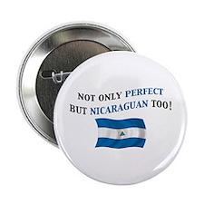 """Perfect Nicaraguan 2 2.25"""" Button"""