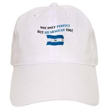 Perfect Nicaraguan 2 Baseball Cap