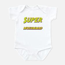 Super mohammad Infant Bodysuit