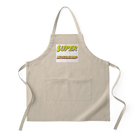 Super mohammad BBQ Apron