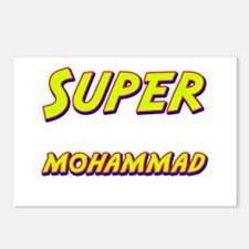 Super mohammad Postcards (Package of 8)