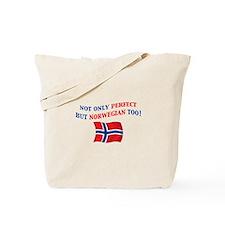 Perfect Norwegian 2 Tote Bag