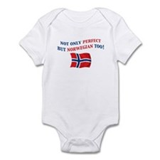 Perfect Norwegian 2 Infant Bodysuit