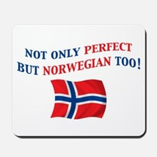 Perfect Norwegian 2 Mousepad