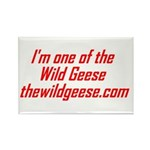 One of the Wild Geese -Rectangle Magnet (100 pack)