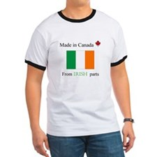 Made in Canada from Irish Parts T