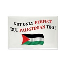 Perfect Palestinian 2 Rectangle Magnet