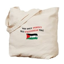Perfect Palestinian 2 Tote Bag
