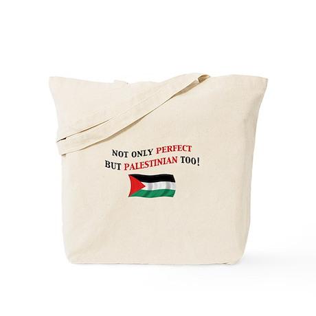 Perfect Palestinian 2 Tote Bag
