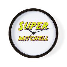 Super mitchell Wall Clock