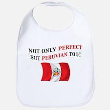 Perfect Peruvian 2 Bib