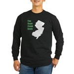 Dope Fresh! Long Sleeve Dark T-Shirt