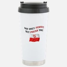 Perfect Polish 2 Stainless Steel Travel Mug