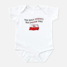 Perfect Polish 2 Infant Bodysuit