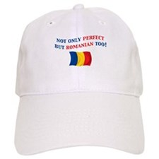 Perfect Romanian 2 Baseball Cap