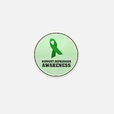 Depression Awareness Mini Button (10 pack)