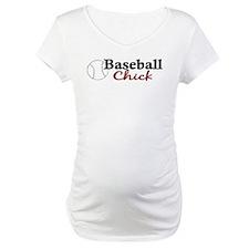 Baseball Chick Shirt