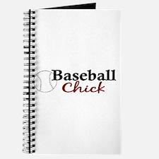 Baseball Chick Journal