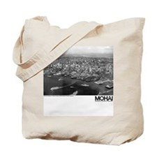 Seattle Waterfront 1936 Tote Bag