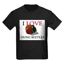 I Love Dung Beetles T