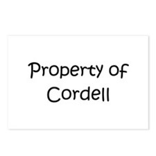Funny Cordell Postcards (Package of 8)